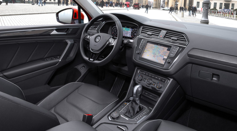 2019 VW Tiguan Facelift interior 2020 VW Tiguan Australia Release Date, Rumors, Changes, Interior