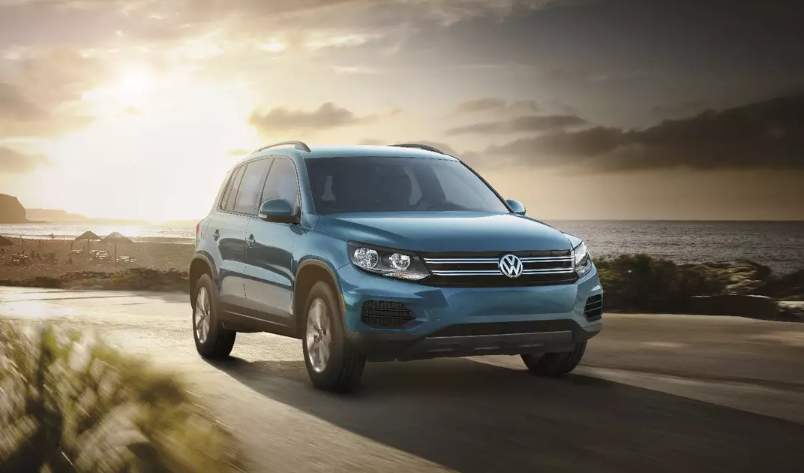 2019 VW Tiguan Limited redesign