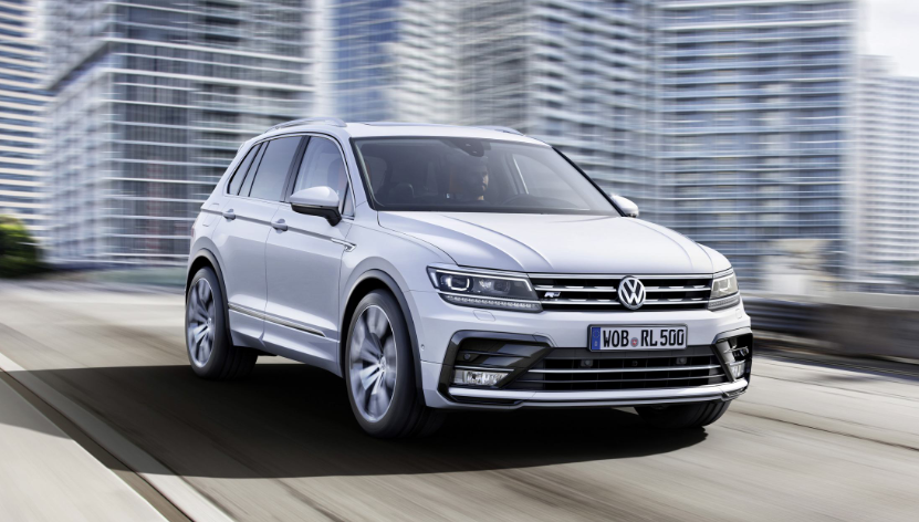 2019 VW Tiguan R Line redesign 2020 VW Tiguan Canada Release Date, Rumors, Changes, Colors