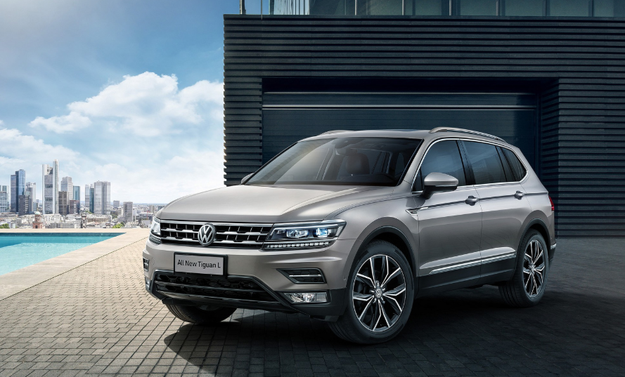 2019 VW Tiguan USA design 2020 VW Tiguan Changes, Interior, Colors, Rumors, Release Date