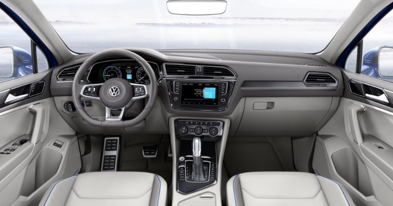 2020 VW Tiguan Limited 7-Seater