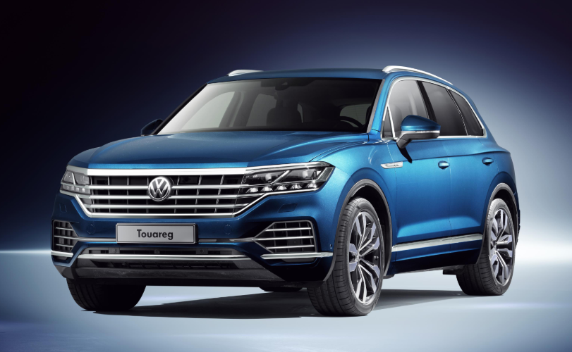 2019 VW Touareg 7 Seater redesign