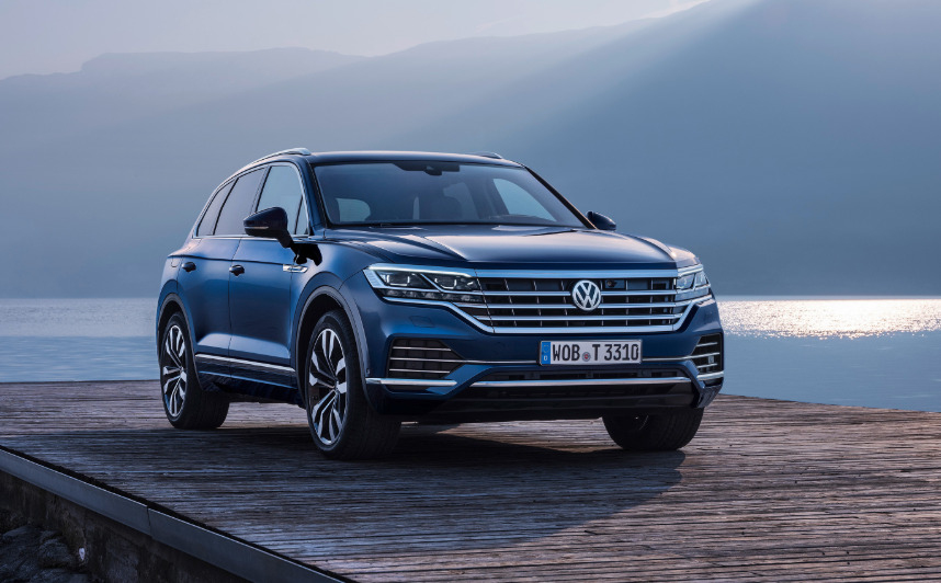 2019 vw touareg canada release date interior specs. Black Bedroom Furniture Sets. Home Design Ideas