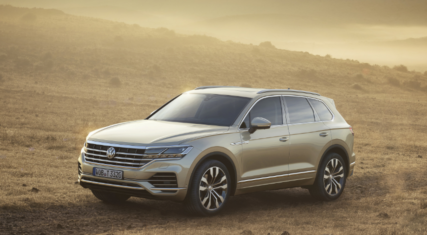 2019 VW Touareg release date