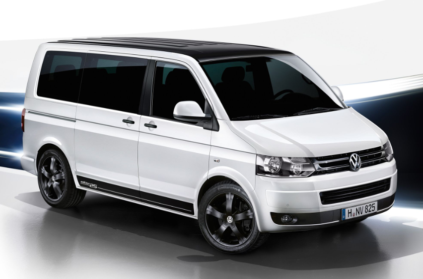 2019 VW Transporter news
