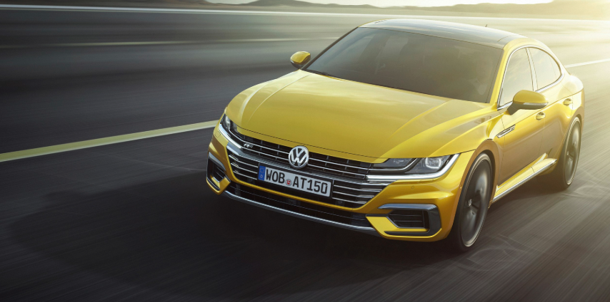 New VW CC 2019 design