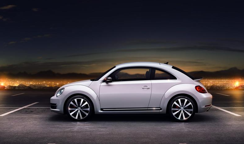 VW Beetle 2019 Mexico redesign