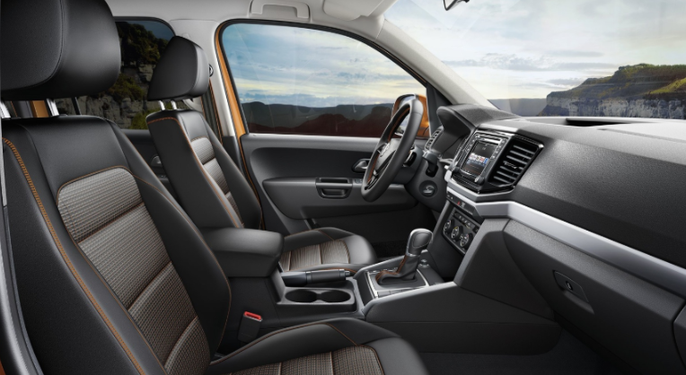 2019 VW Amarok interior 2019 VW Pickup Truck Release Date, Changes, Interior, Price