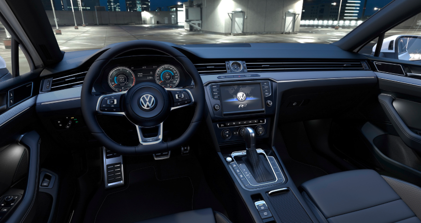 2019 VW CC R-Line design