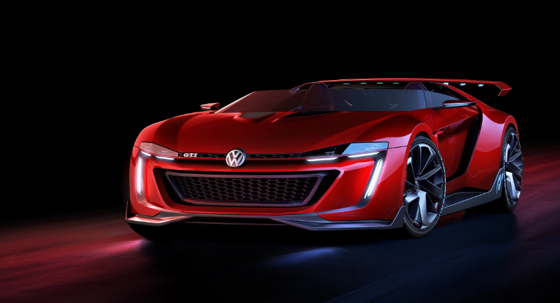 2019 VW GTI Roadster redesign