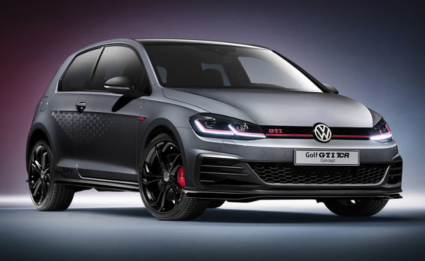 2019 VW GTI TCR changes