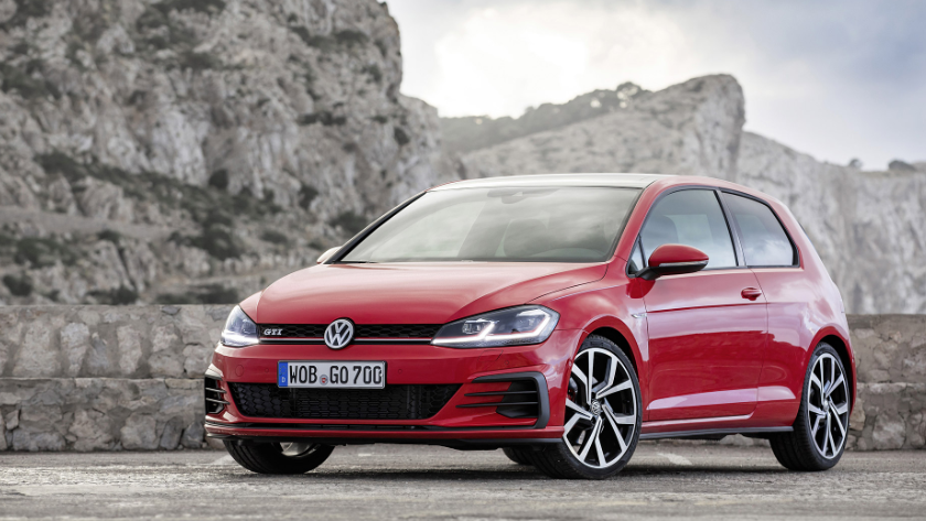 2019 Vw Gti Usa Release Date Changes Specs Horse Colors