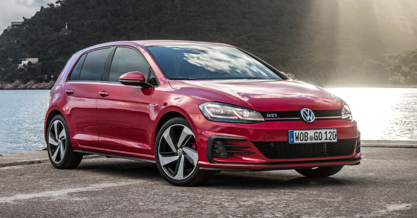2020 VW Rabbit