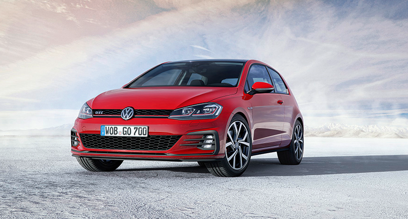2019 VW Golf GTI Rabbit changes
