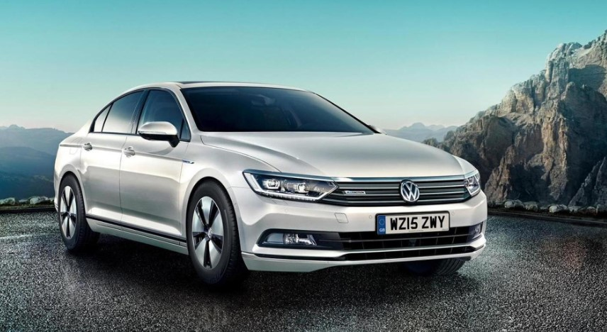 2019 VW Passat Facelift changes