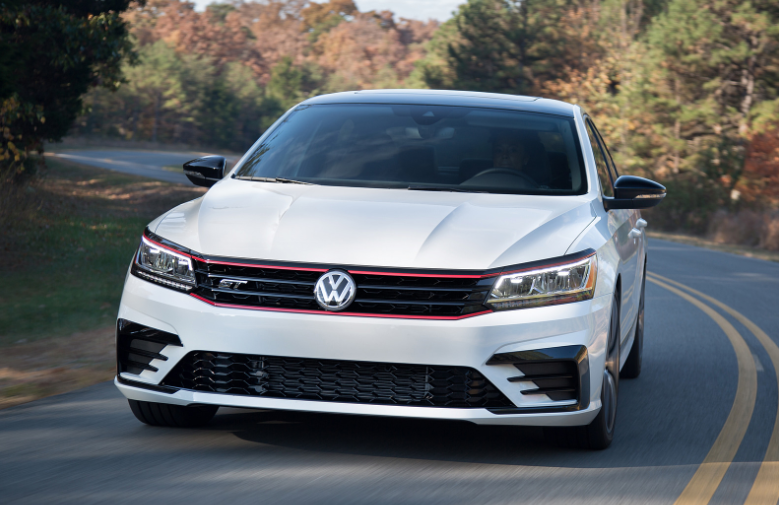2019 VW Passat GT changes
