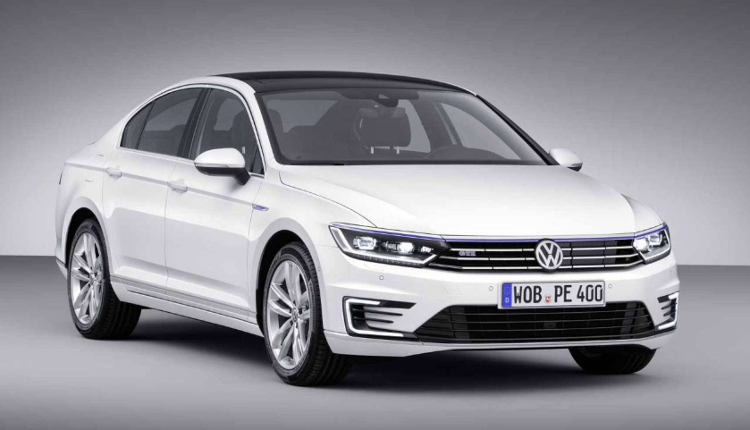 2019 VW Passat USA design