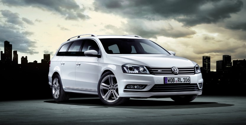 2019 VW Passat Wagon USA redesign