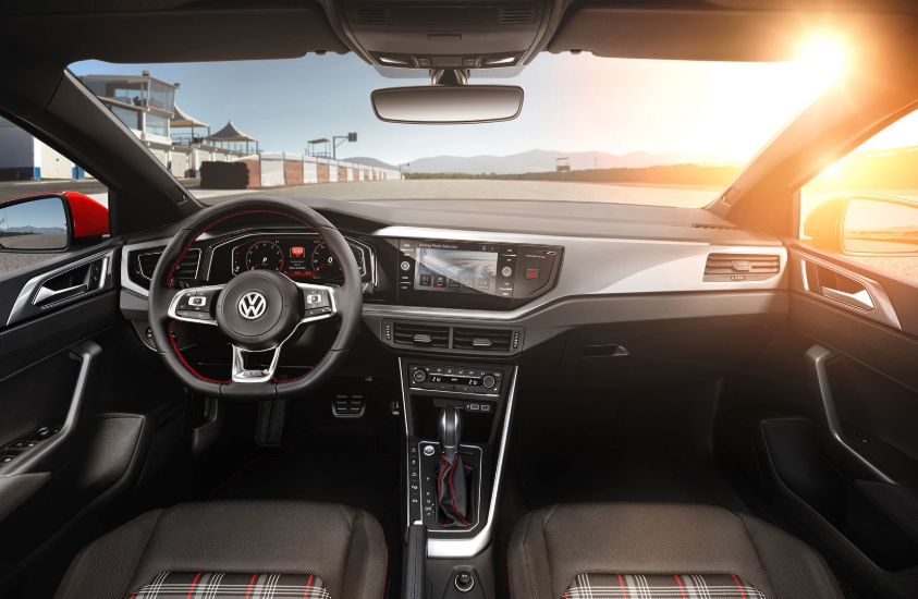 2019 VW Polo GTI redesign