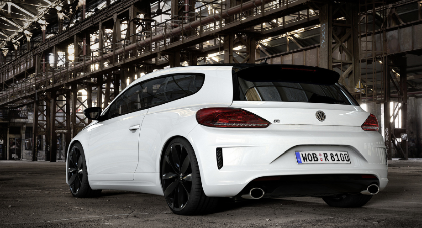 2019 VW Scirocco R redesign