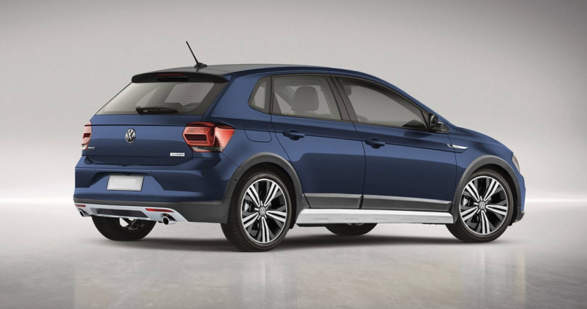 2019 Volkswagen Polo Facelift design