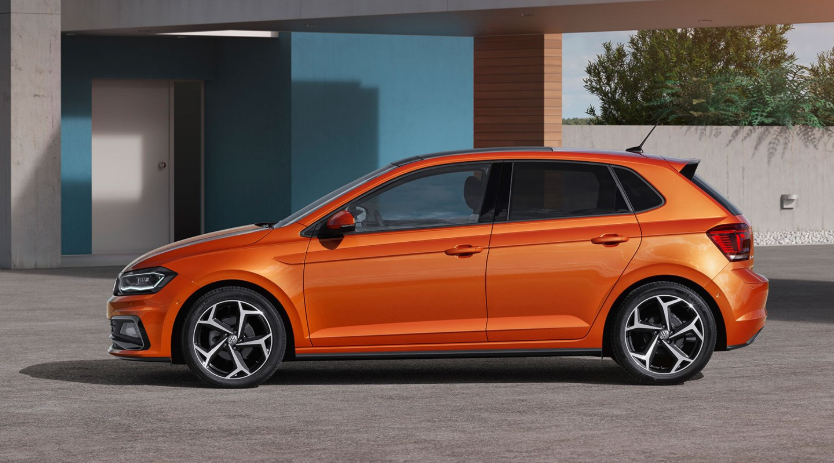 2019 Volkswagen Polo Type S design