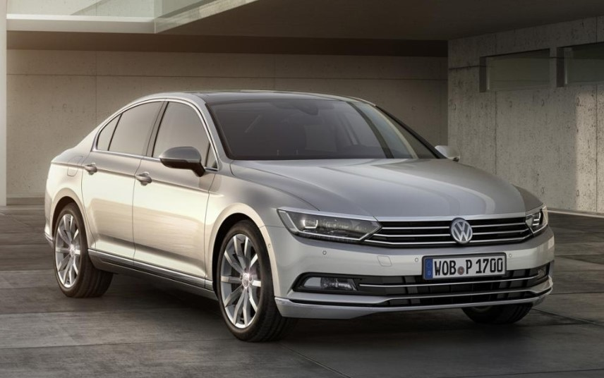 New VW Passat 2019 UK changes