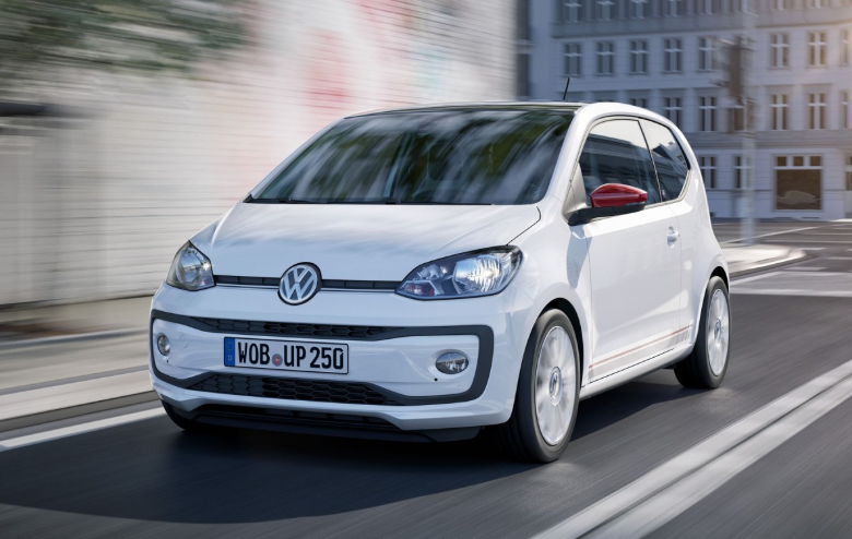 New VW Up TSI 2019