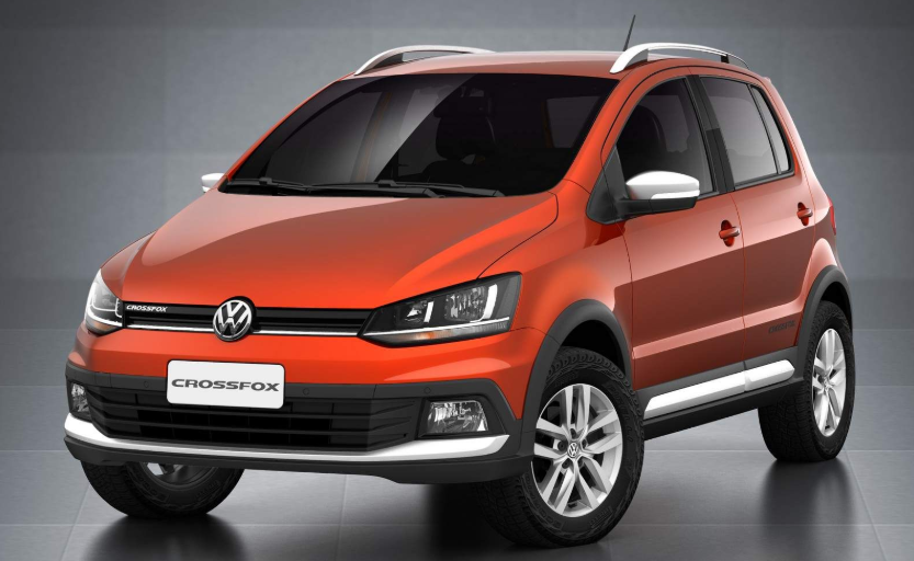 2020 VW Crossfox Hatchback