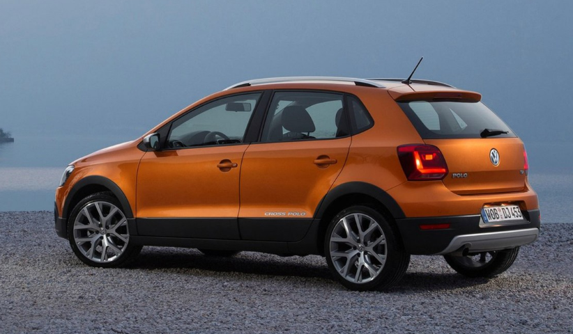 VW Polo Cross 2019 redesign