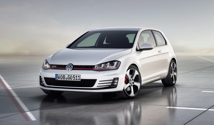 2020 VW Golf 4-Cylinder Turbo
