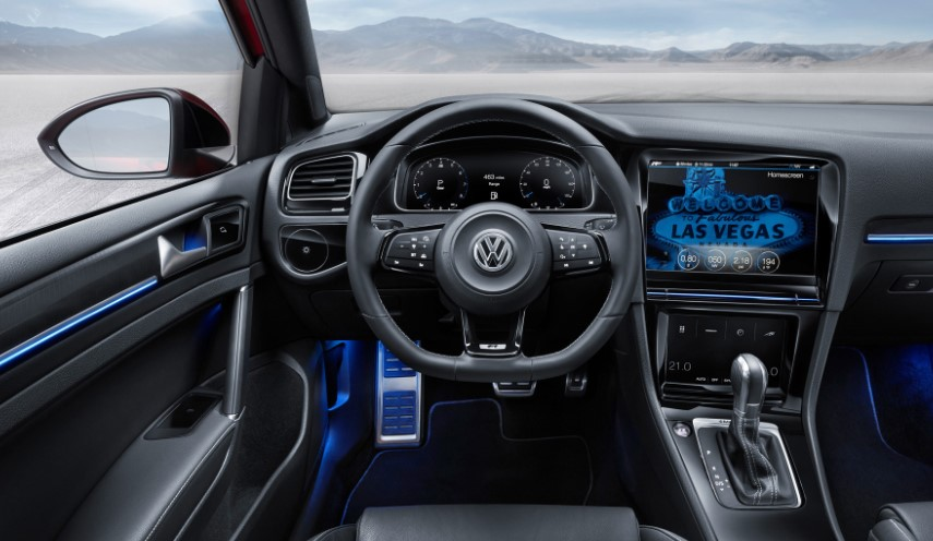 2019 VW Golf 8 interior 2019 VW Golf 8 Release Date, Colors, Interior, Changes, Specs