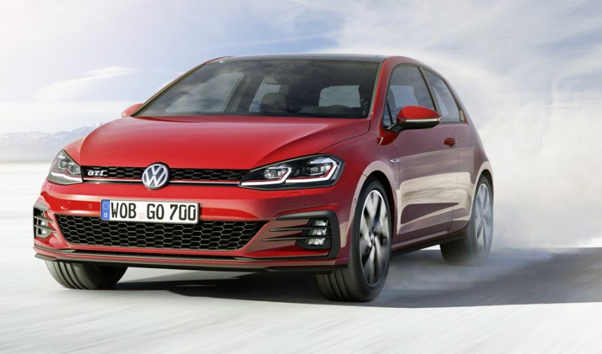 2019 VW Golf GTI Rabbit Edition redesign