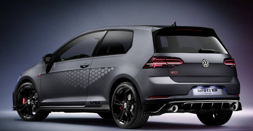2019 VW Golf GTI TCR design