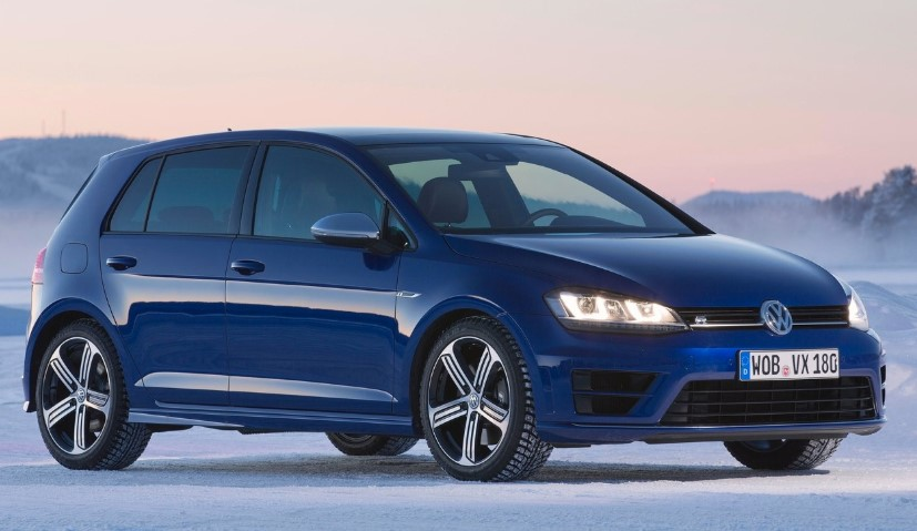 2019 VW Golf SUV release date