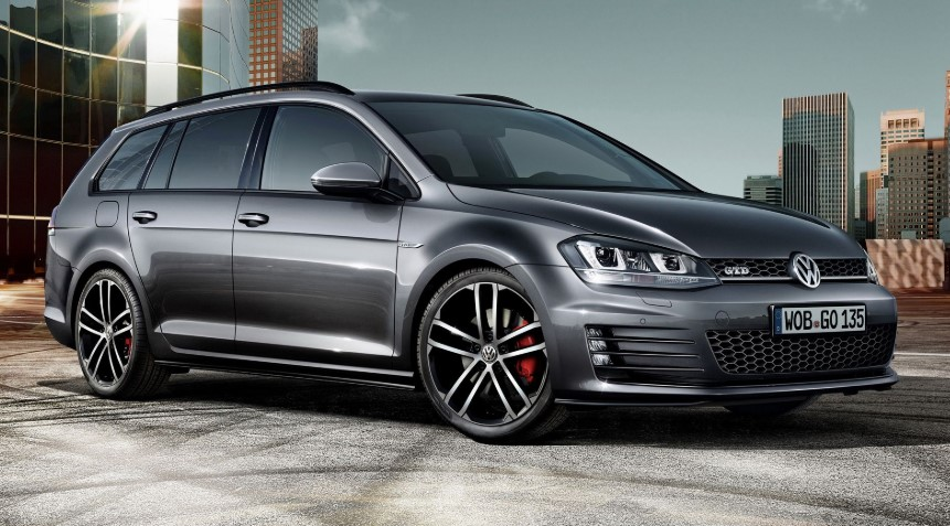 2019 VW Golf Wagon changes
