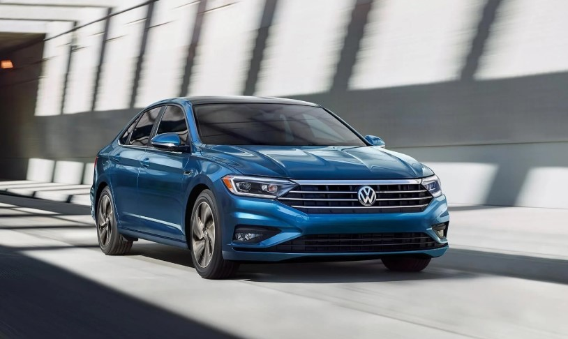 2019 VW Jetta Ambient Lighting changes