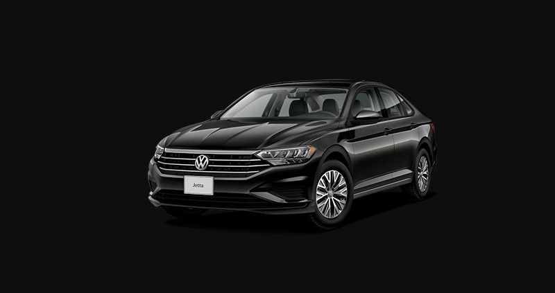 2019 VW Jetta Black changes