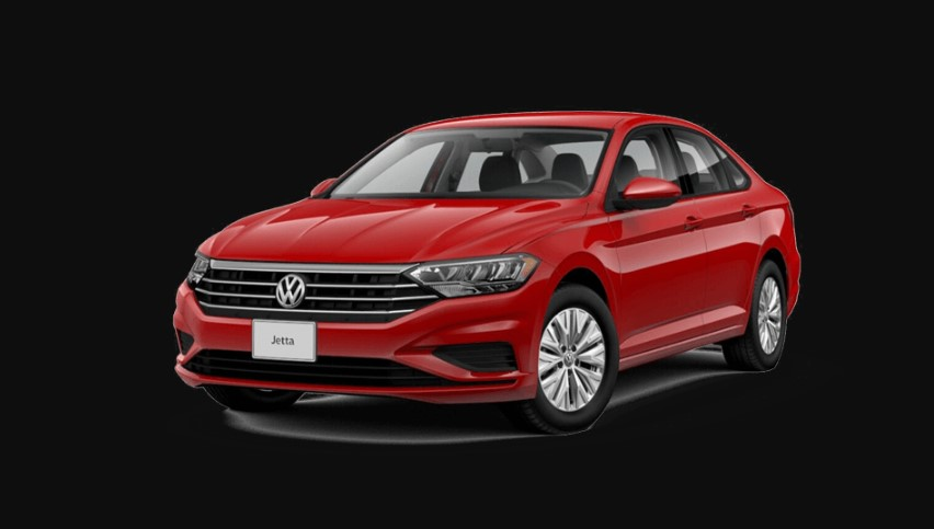 2019 VW Jetta Execline design