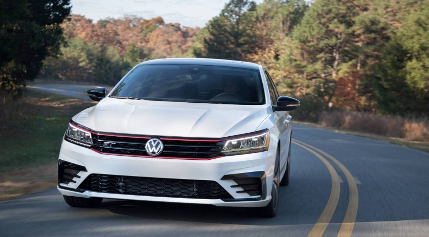 2019 VW Jetta GT changes