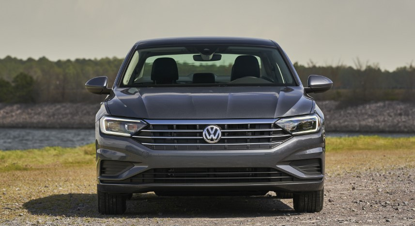 2019 VW Jetta SEL changes