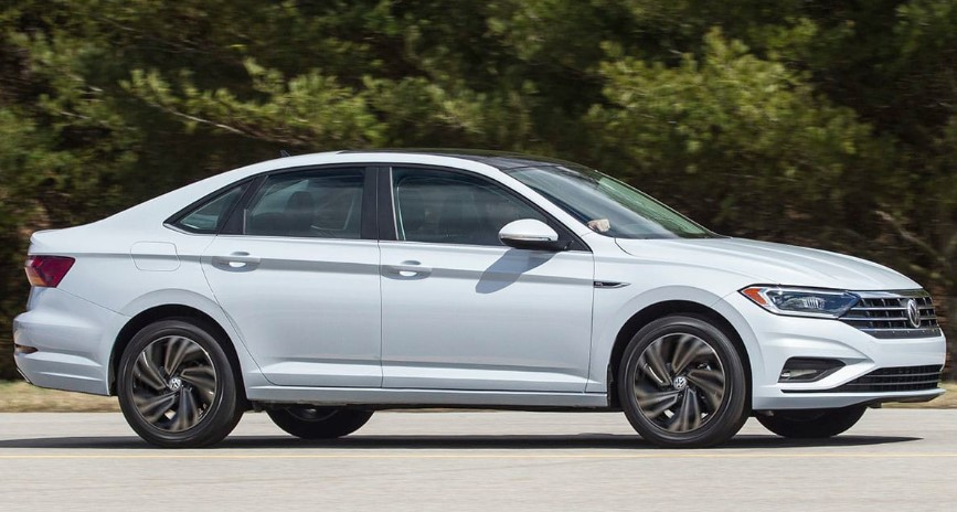 2019 VW Jetta USA redesign