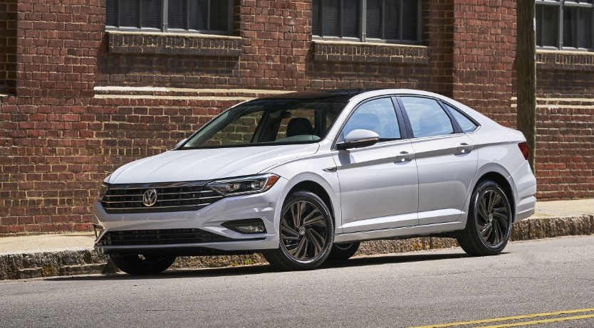 2019 VW Passat SEL redesign