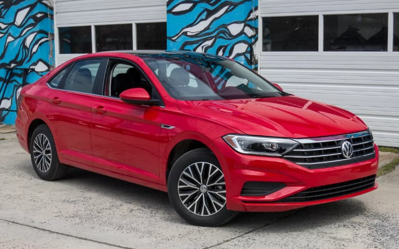 2019 Volkswagen Jetta Ambient Lighting changes