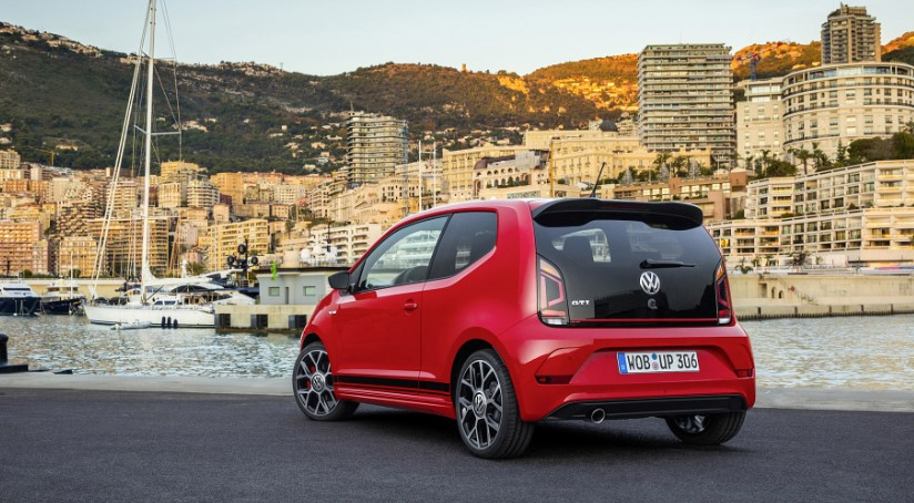 2019 Volkswagen Up GTI