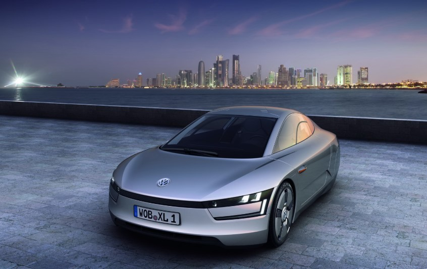 2019 Volkswagen XL1 changes