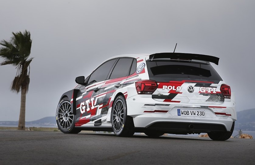 2019 VW Polo GTI R5 redesign