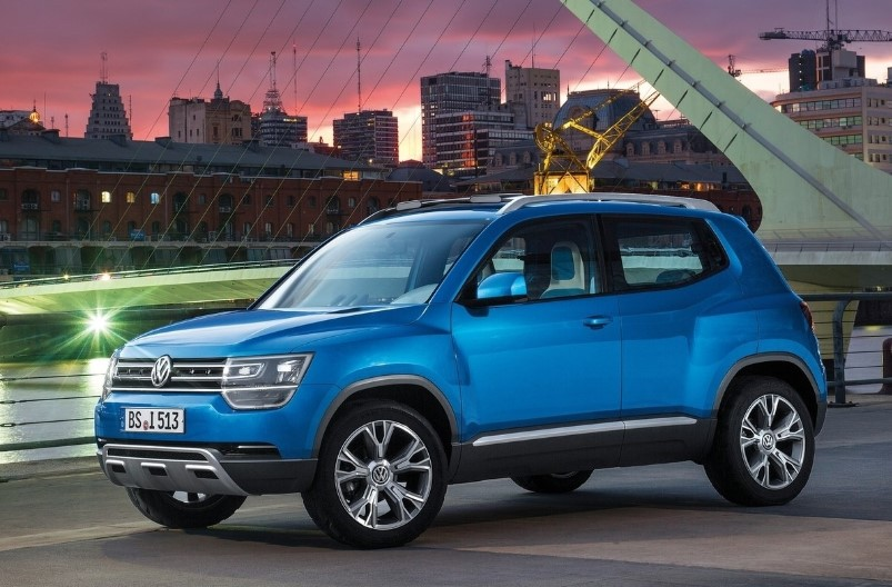 2019 VW T-Track changes