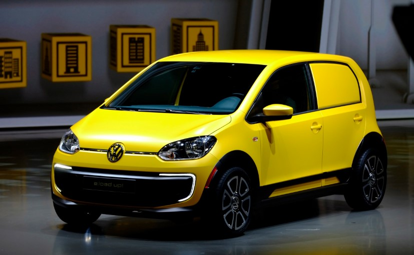 2019 VW e-Load Up release date