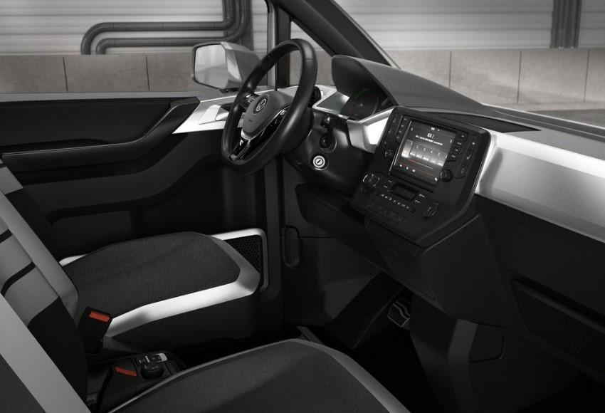 2019 Volkswagen e Co Motion interior 2019 Volkswagen e Co Motion Concept, Review, Release Date, Colors